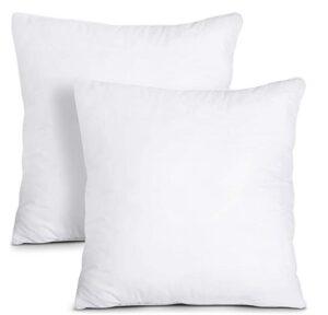 best 18x18 pillow insert