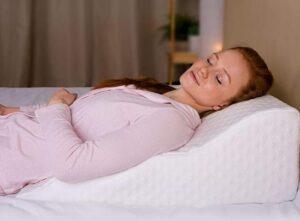 Versatile wedge pillow for sleeping apnea