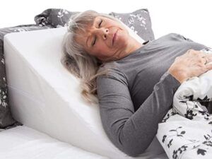 DMI wedge pillow for back pain