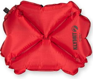 lightweight backpacking pillow for side sleepers