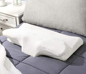 Orthopedic pillow for neck pain and headaches