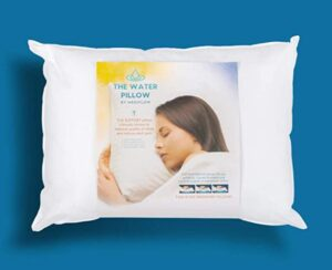Mediflow pillow to prevent headaches