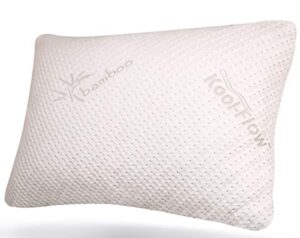 bamboo cover pillow for head pains