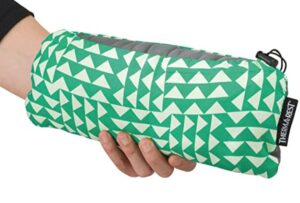 compressible backpacking pillow for side sleepers