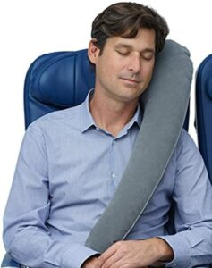 full lateral support travel pillow