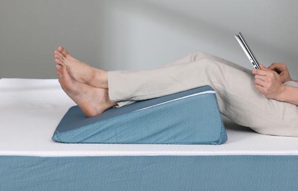 choose the best leg wedge pillow