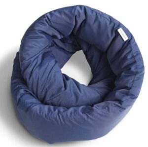 breathable neck pillow for travel
