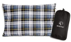 affordable backpacking pillow for side sleepers