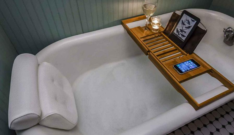 frequency to wash a bath pillow